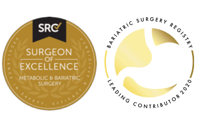 Surgeon of Excellence badges 2020