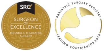 Surgeon of Excellence badges